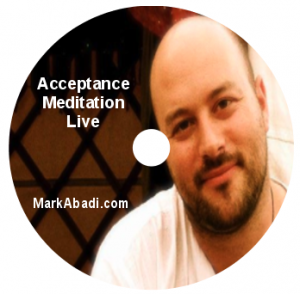 This 60 min Audio recording of one of Mark's Mindfulness based meditation classes will enable you to move into self acceptance and dissolve any stressors you might be holding. Only £1.99 for Download.