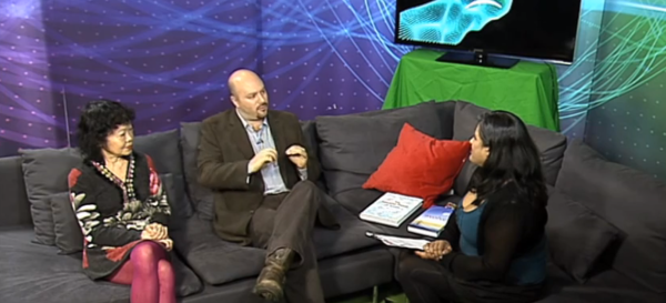 Mark Abadi, Mae-Wan Ho and Manjir on Hidden Science - The People's Voice